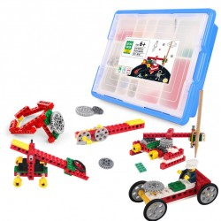 kit de construccion maquinas simples compatible con LEGO