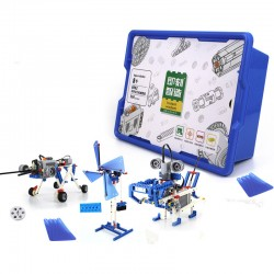 kit de construccion de maquinas simples motorizadas