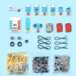 inventor kit componentes