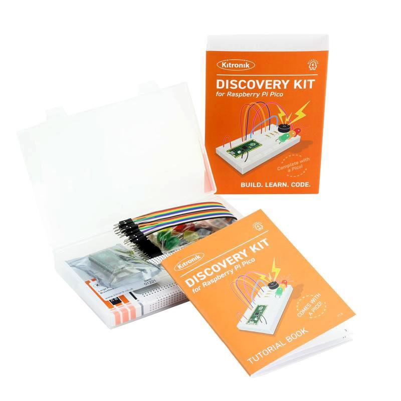 Kit de iniciación Raspberry Pi Pico