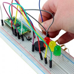 Raspberry Pi Pico Protoboard