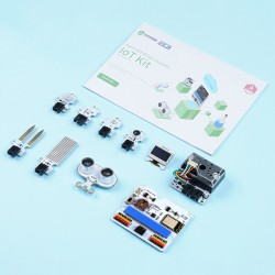componentes iot kit para microbit
