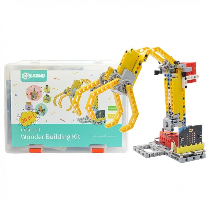Wonder Kit para micro:bit