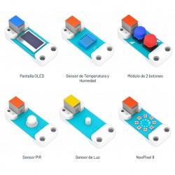 planetx sensor pack incluye