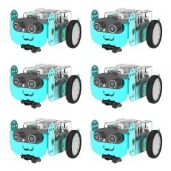 Mio Robot Pack x6  (6/12...