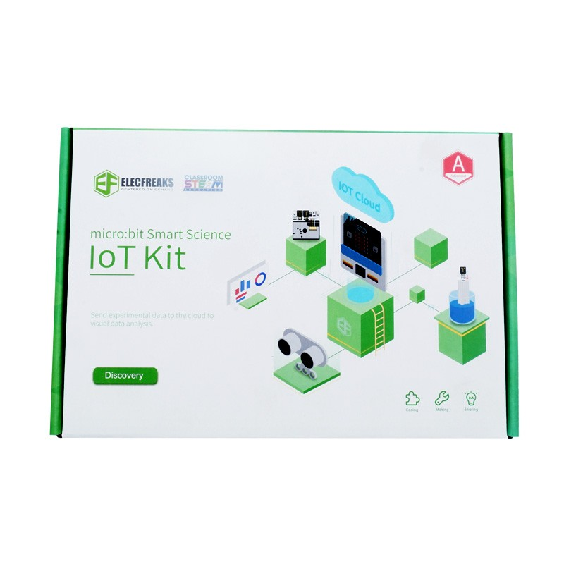 iot kit para microbit