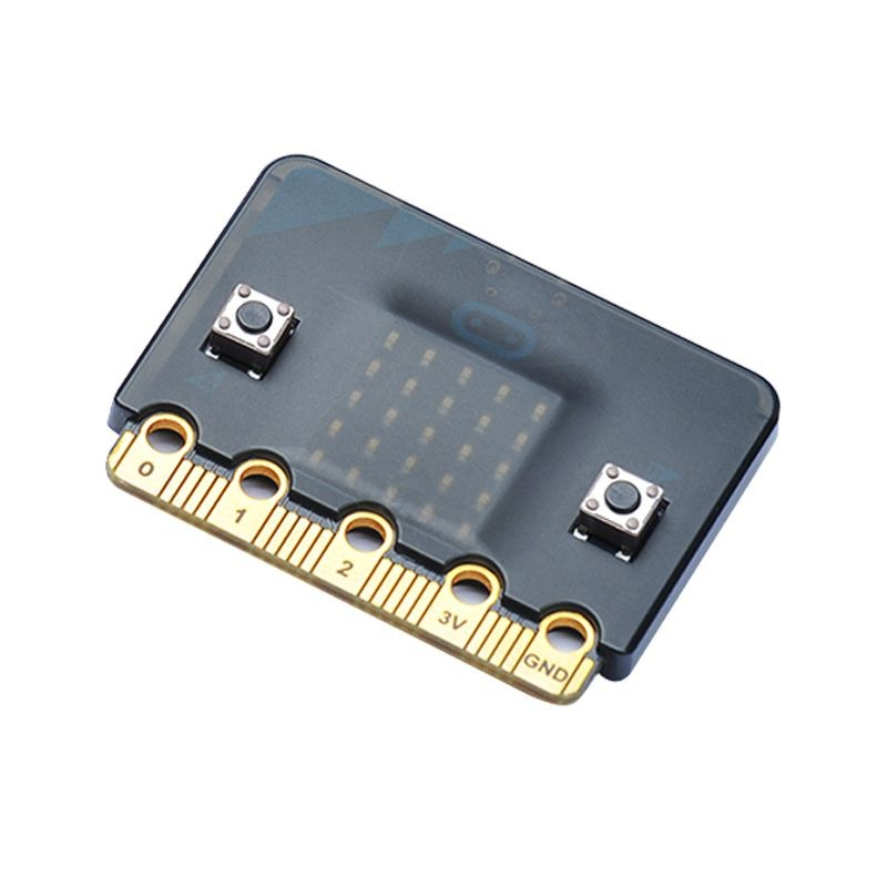 Carcasa negra para micro bit
