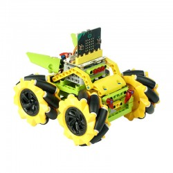 4x4 Car (LEGO & micro:bit...