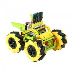 4x4 Car (LEGO & micro:bit...