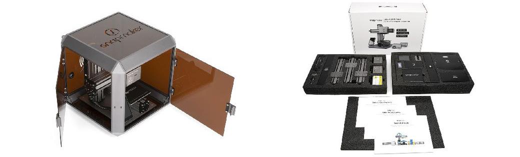 carcasa impresora snapmaker