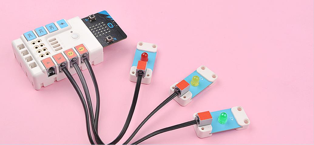 inventor kit conexiones RJ11