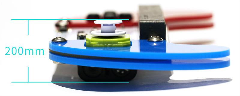 joystick control remoto con microbit