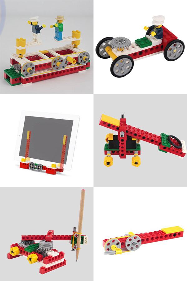 kit de construccion lego compatible