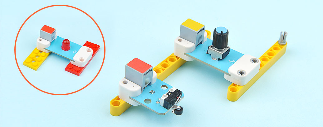 sensores compatibles con lego