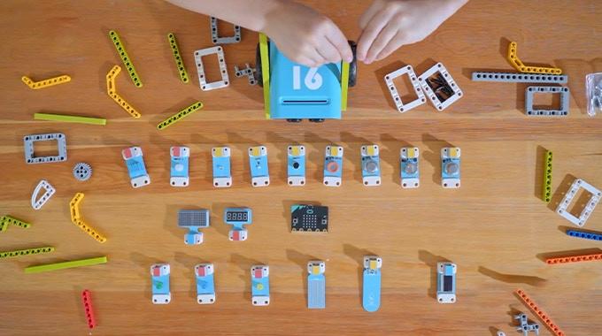 módulos eletrônicos expansíveis tpbot