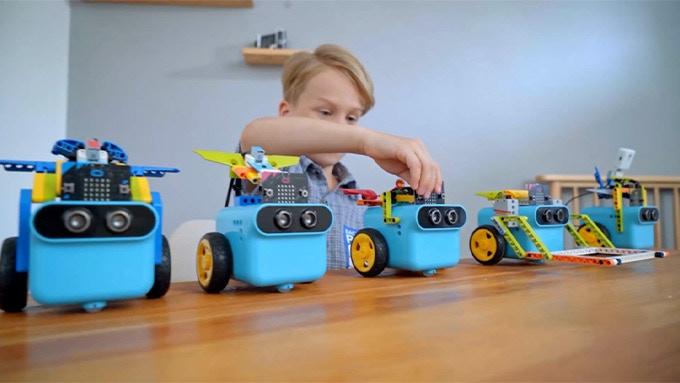 tpbot compatível com peças lego