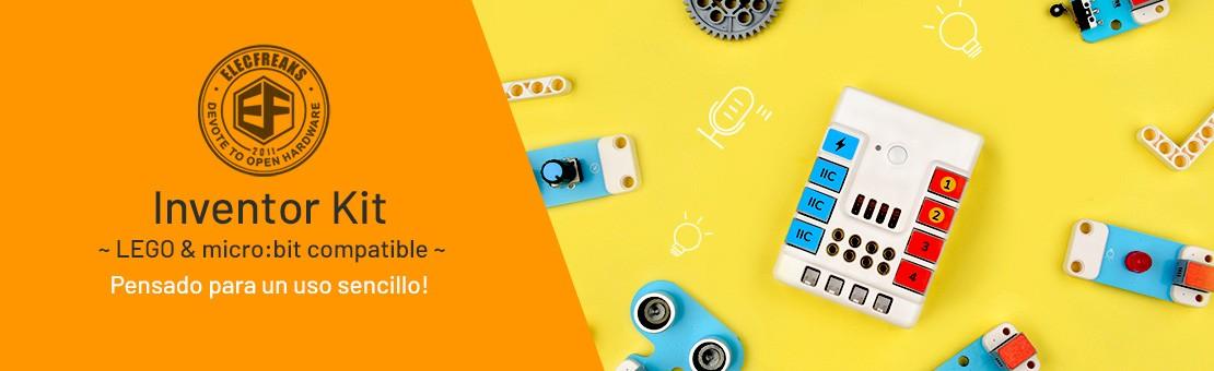 Inventor Kit para micro bit
