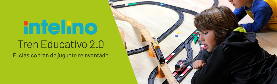 intelino tren programable educativo